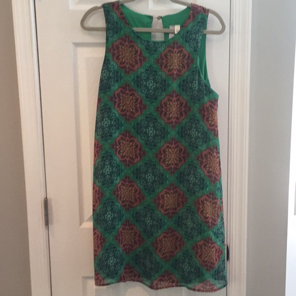 Francesca's Collections Dresses & Skirts - Francesca's' green dress